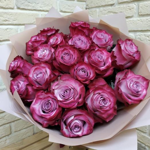 Deep Purple: букеты цветов на заказ Flowwow
