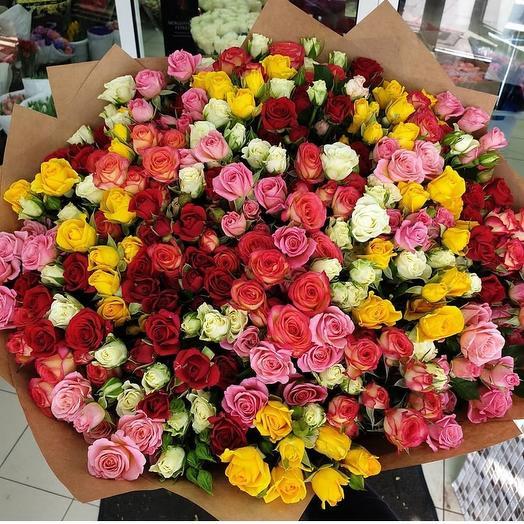 """Букет  """"Ты - мой космос"""": букеты цветов на заказ Flowwow"""