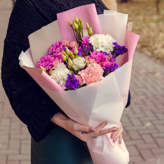 Bouquet delicate mix