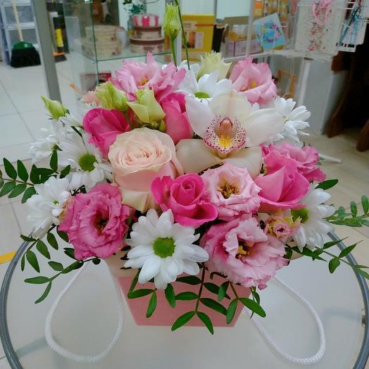 Цветы в сумочке Очарование