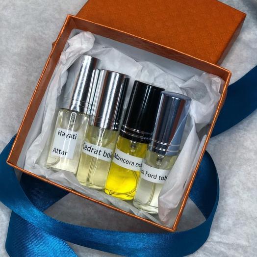 Женский набор парфюма по 5ml
