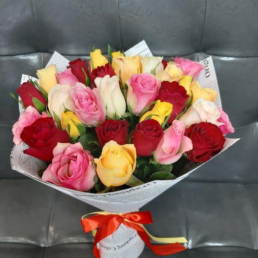 25 Kenyan Roses
