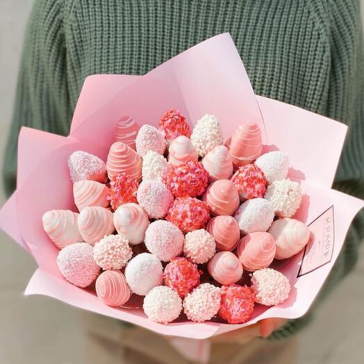 Восторг L в шоколаде pink