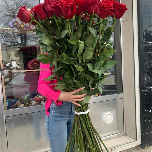 Роза 100 см