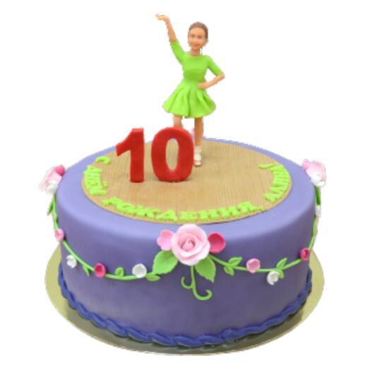 Торт Танцы арт.K6032