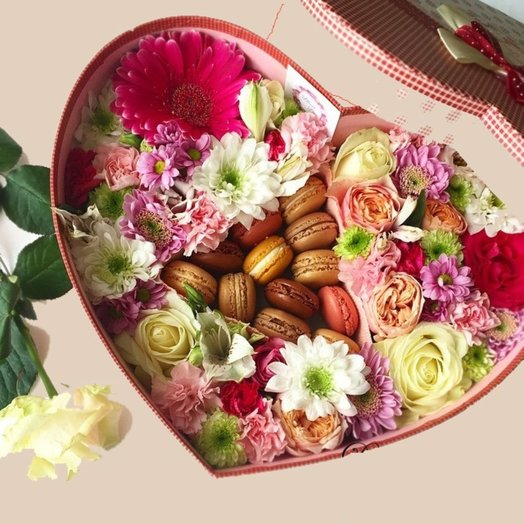 Лианор: букеты цветов на заказ Flowwow
