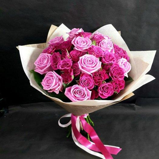 Розовая феерия 2