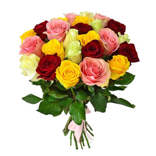 """Букет """"Яркая роза"""": букеты цветов на заказ Flowwow"""