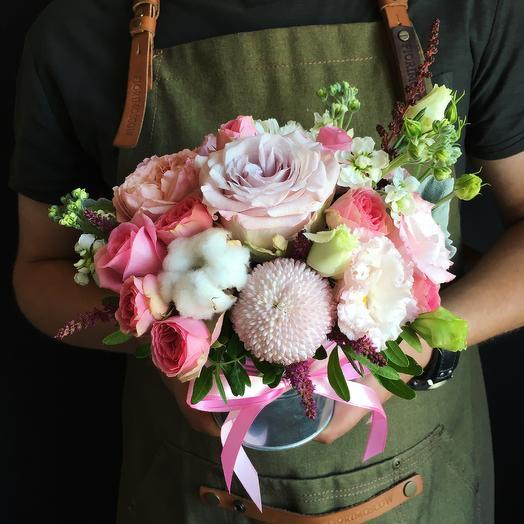 Букет - комплимент : букеты цветов на заказ Flowwow