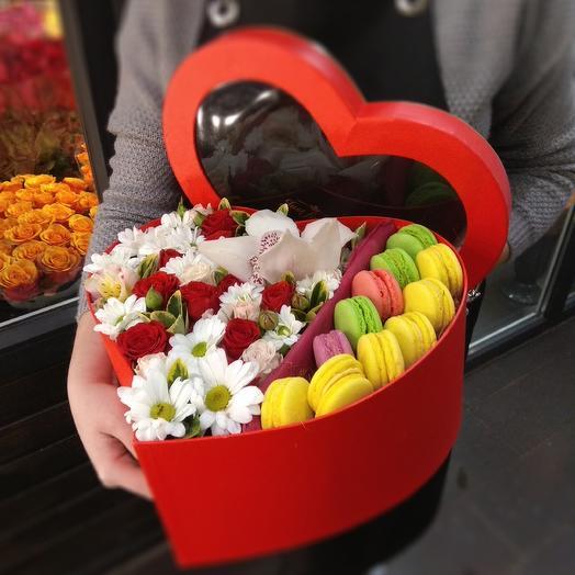 Дестени: букеты цветов на заказ Flowwow