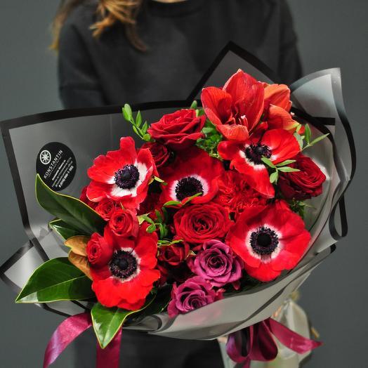 Глазастик: букеты цветов на заказ Flowwow