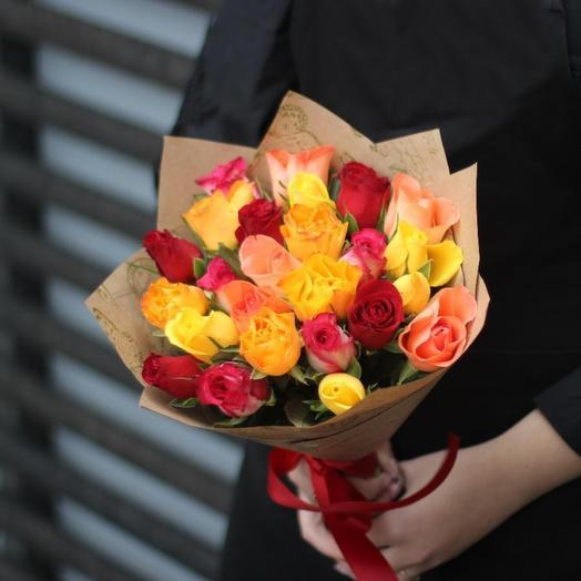 """Букет """"Кенийская красавица"""": букеты цветов на заказ Flowwow"""