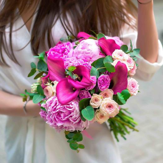 """Букет невесты """"Гармония"""": букеты цветов на заказ Flowwow"""