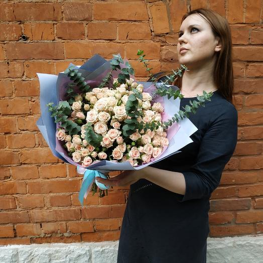 Ам: букеты цветов на заказ Flowwow
