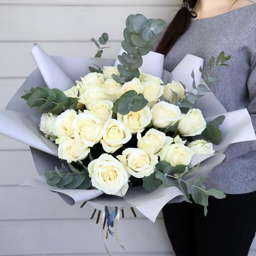 "Букет ""нежное утро"": букеты цветов на заказ Flowwow"