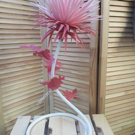 Пушистик розовый светильник: букеты цветов на заказ Flowwow