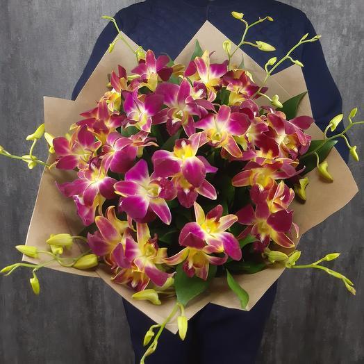 Зимние краски: букеты цветов на заказ Flowwow