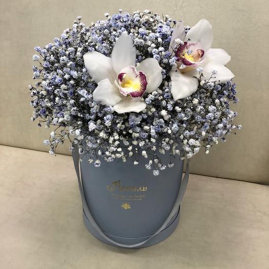 В облаках: букеты цветов на заказ Flowwow