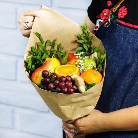 Букет из фруктов Изобилие