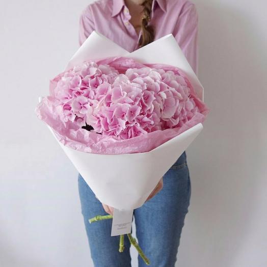 Розовые облоко: букеты цветов на заказ Flowwow