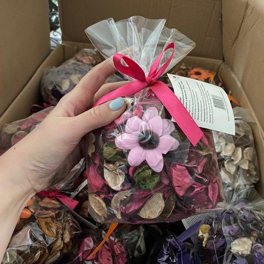 Набор парфюмированных сухоцветов