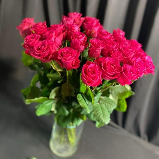 Роза пинк такази 60 см
