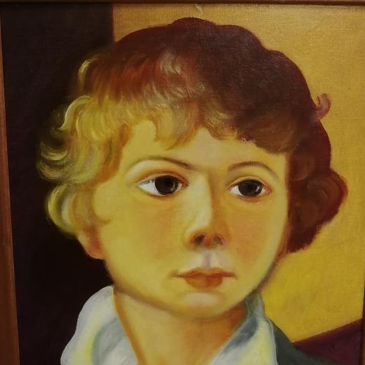 Картина Мальчик