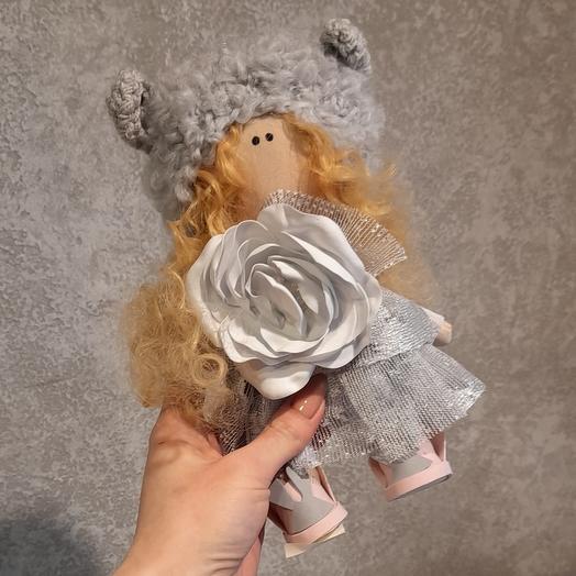 Кукла ручной работы Таня
