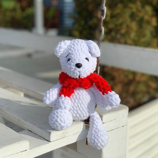Мягкая игрушка плюшевый медведь