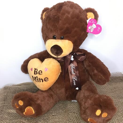 Bear Be mine