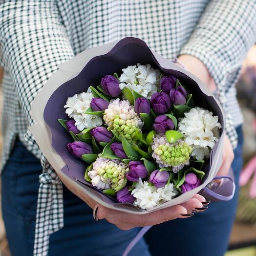 Букет цветов Jacky