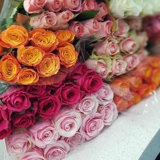 Роза Кенийская 🦋 1шт. - 91руб