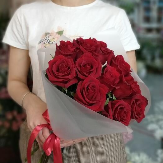 11 роз Эксплорер
