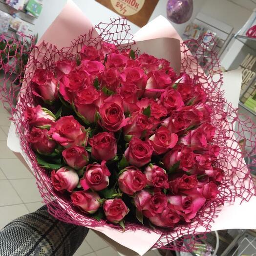Розовый вечер