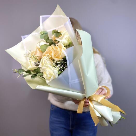 "Букет цветов ""Прованс"""