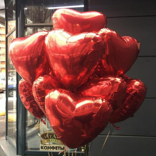 И вот она любовь 15 сердец