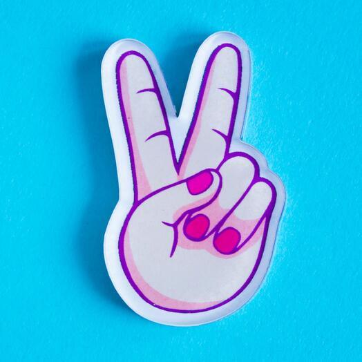 Значок Markov Design Peace