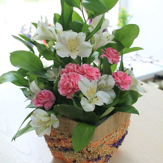 Нежно: букеты цветов на заказ Flowwow