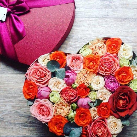 Настроение: букеты цветов на заказ Flowwow
