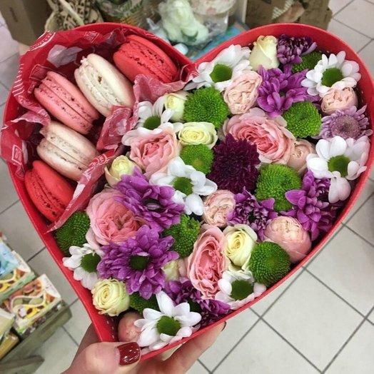 Валентин 2: букеты цветов на заказ Flowwow