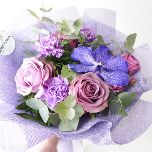 """Букет """"Маленькая магия"""": букеты цветов на заказ Flowwow"""