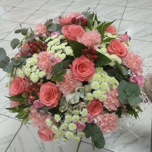 Таинственная муза: букеты цветов на заказ Flowwow