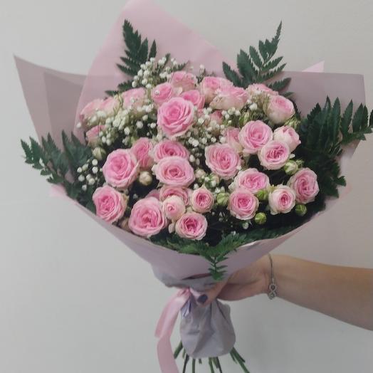 Зефирное утро: букеты цветов на заказ Flowwow