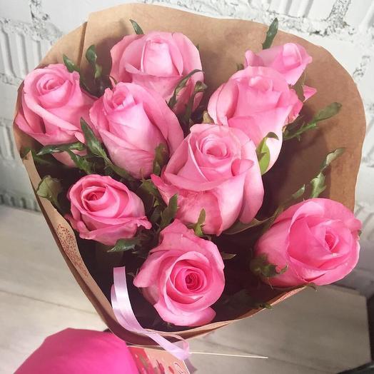 Барби 9: букеты цветов на заказ Flowwow