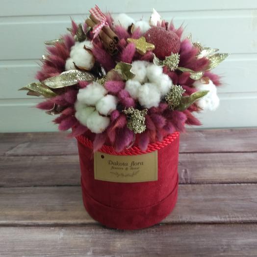 Старый Новый год: букеты цветов на заказ Flowwow