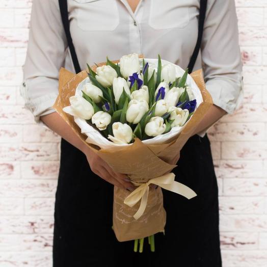 Дыхание весны: букеты цветов на заказ Flowwow