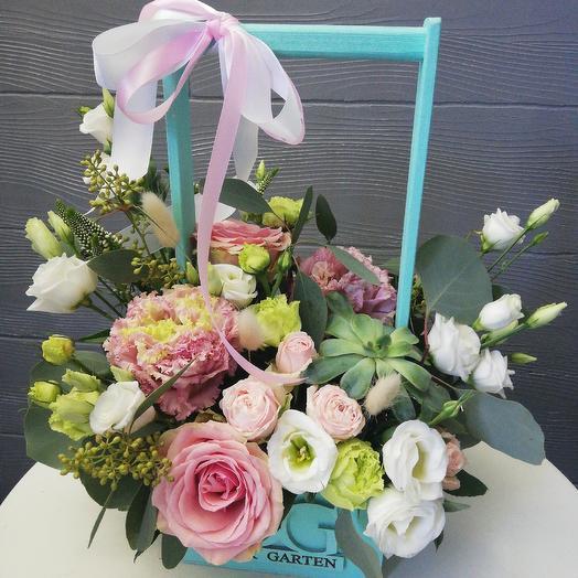 Композиция5: букеты цветов на заказ Flowwow