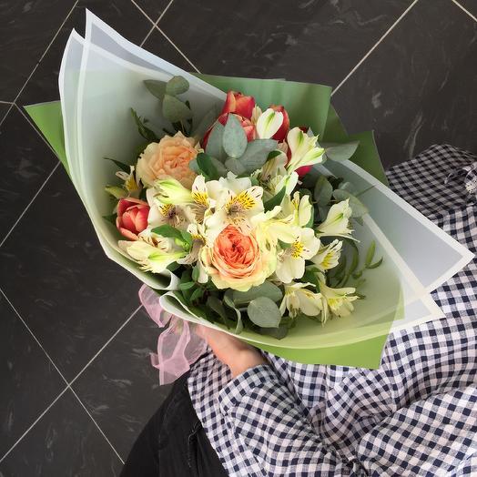 Праздник 🎈: букеты цветов на заказ Flowwow