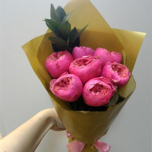 Розовый вулкан: букеты цветов на заказ Flowwow