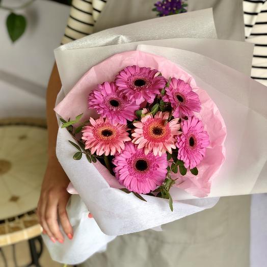 Я хочу чтобы ты улыбнулась: букеты цветов на заказ Flowwow